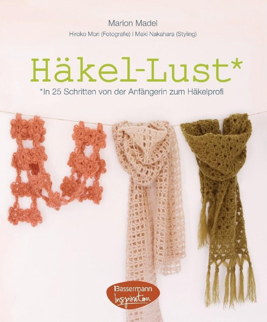 Buchcover Madel, Häkel-Lust, Bassermann